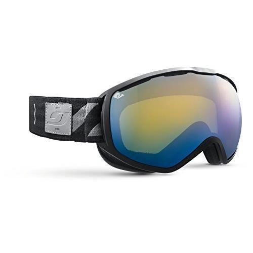 Julbo J80315238 Masque de Ski Homme, Noir, XXL