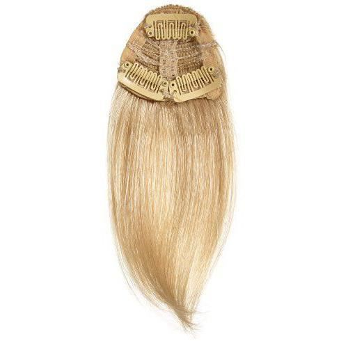 Love Hair Extensions - ThermofibreTM - Clip-In Frange Latérale - Couleur 22 - Blond Plage - LHE/FRK1/QFC/CISF/22