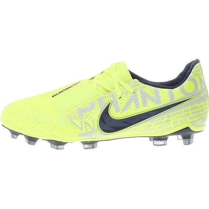 Nike Chaussures de Football Enfant Phantom Venom Elite Fg Nouveau Lumières Pack Jaune 36,5