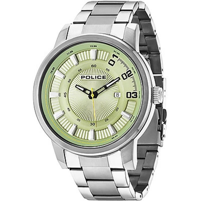 Montre homme POLICE WATCHES SUNSET R1453244002. Fa