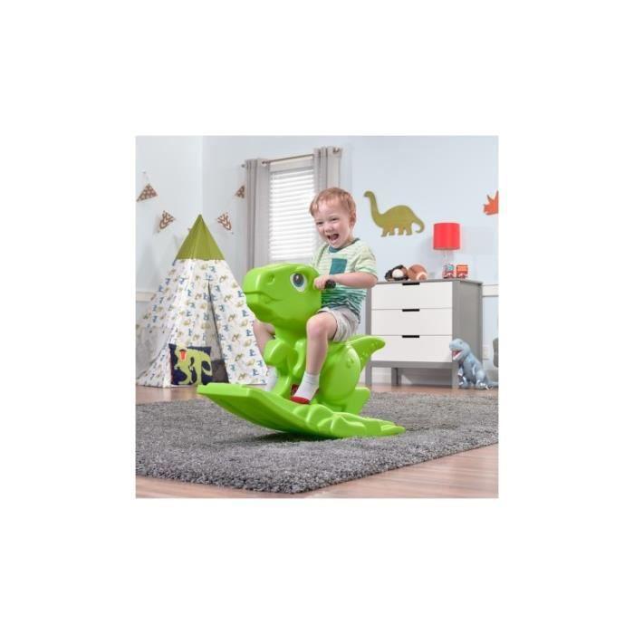 STEP 2 Basculo Dino jouet à bascule dinosaure en plastique jouet enfant 6 mois
