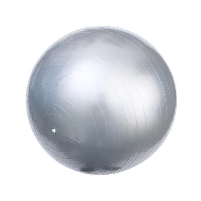 65cm 800g professionnel anti-éclatement balle de yoga équilibreur outil exercice dispositif BALLON SUISSE - GYM - SWISS
