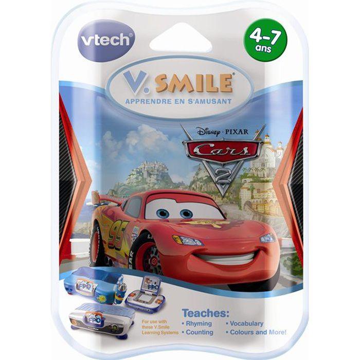 Jeu V.Smile Cars 2