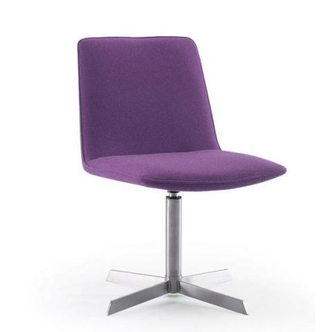 Chaise soft design violet achat vente chaise chaise soft design violet - Fauteuil design violet ...