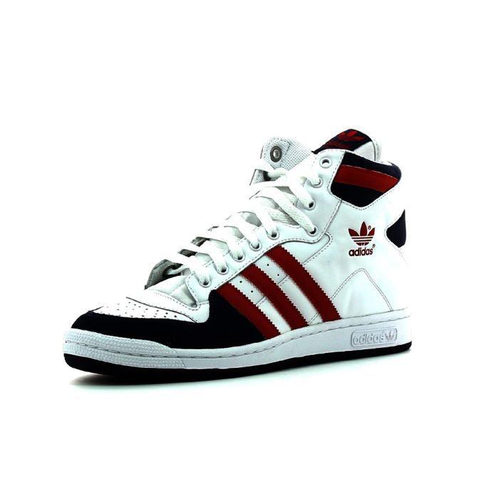 Adidas Originals Decade OG Mid Blanc Blanc Achat Vente