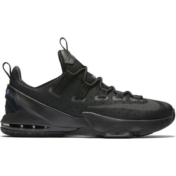 Ejercicio mañanero Adaptabilidad Separar  Nike Lebron XIII Low - Noir - 831925-001 noir - Achat / Vente basket -  Soldes sur Cdiscount dès le 20 janvier ! Cdiscount