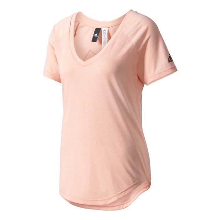 dede632144b3 Adidas Performance T-shirt Image Adidas rose
