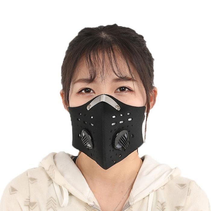 masque anti bacterie