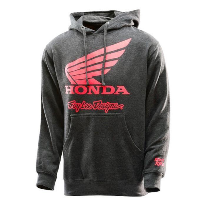 Sweat à capuche Troy Lee Designs Honda Wing Pullover