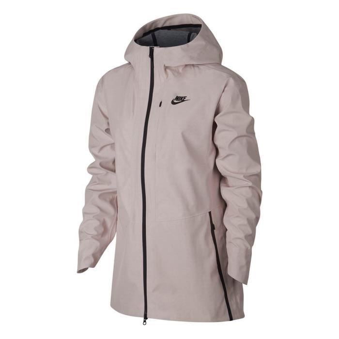 Jacket Veste Tech Nike Wmns Woven Nsw 3ARjL5Scq4