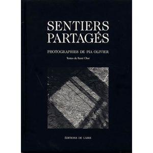 LIVRE PHOTOGRAPHIE Sentiers partagés