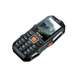 SMARTPHONE NOUVEAU GSM Cell Phone bleu 12000mah 2,4 pouces 8.