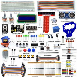 PC ASSEMBLÉ Ultrasonic Distance Sensor Starter Kit for Raspber
