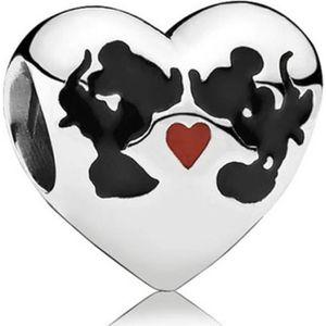 Charm's Charmes Mickey - Argent 925 Disney Mickey & Minnie
