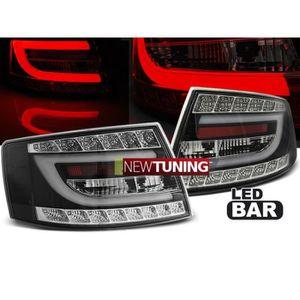 Audi a6 4 F 4f5 c6 avant DEL Queue Lumière Feu Arriere Gauche intérieur Facelift 08-11