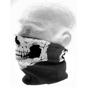 BONNET - CAGOULE Tour De Cou Masque Tete De Mort Ghost Call Of duty