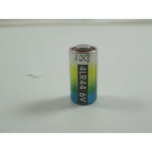 PILES  Pile Alcaline 4LR44 6V Eunicell