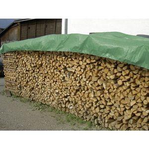 BACHE Bâche de protection imperméable pour bois - 1,5 x