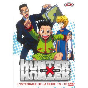 DVD FILM HUNTER X HUNTER - Integrale de la serie TV (12 DVD