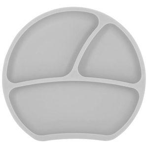 Molinter Baby Assiette /à ventouse en silicone pour enfant