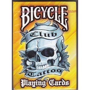 CARTES DE JEU Bicycle Bclubo - Jeu De 52 Cartes Format Poker C5Q