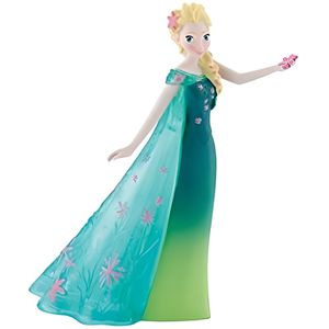 FIGURINE - PERSONNAGE BULLY - Figurine Elsa - La Reine Des Neiges Disney