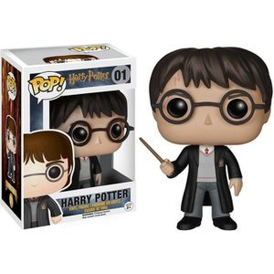 FIGURINE - PERSONNAGE Figurine Funko Pop! Harry Potter: Harry Potter
