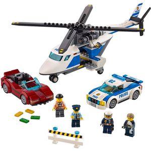 Lego ® City Minifig Figurine Femme Policier Moto n°1 Equipée NEW