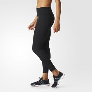COLLANT THERMIQUE Legging long femme adidas taille haute Ultimate Fi