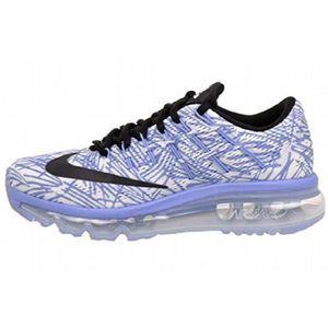 SANDALE DE RANDONNÉE Nike chaussures de course à pied imprimées air max