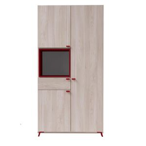 armoire enfant 3 portes achat vente armoire enfant 3. Black Bedroom Furniture Sets. Home Design Ideas