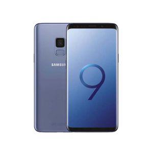 SMARTPHONE RECOND. Smartphone Samsung Galaxy S9 SM-G960U 64 Go Bleu
