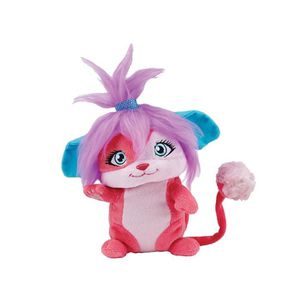 PELUCHE Peluche transformable Popples 20 cm : Sunny aille