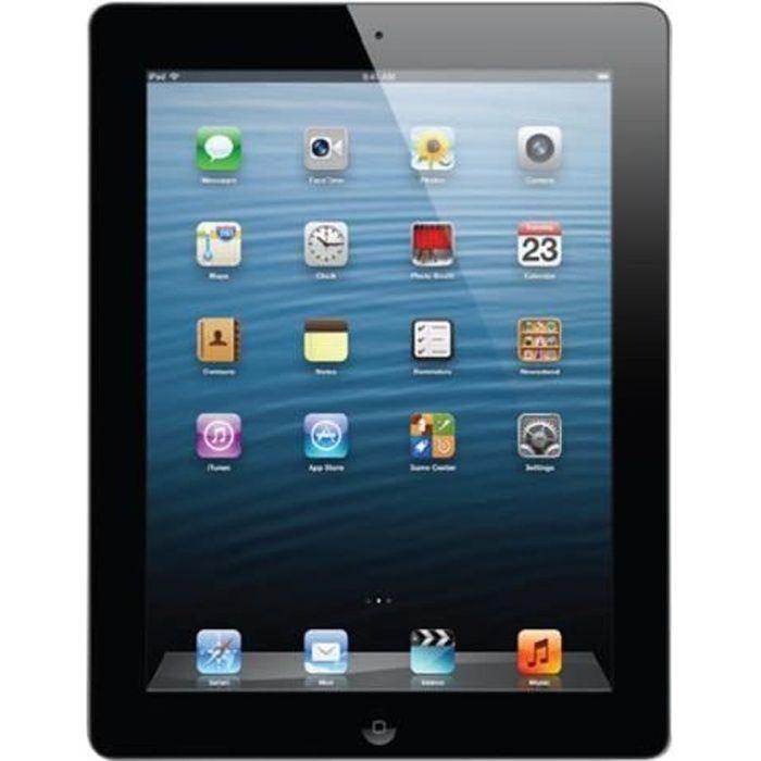 Apple iPad 2 Wi-Fi Tablette 16 Go 9.7- IPS (1024 x 768) noir
