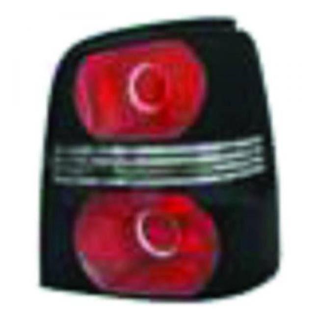 Feu arrière gauche noir Volkswagen Touran 2007-2010 AC64358