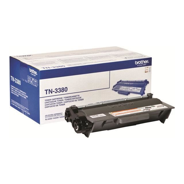 Cartouche Laser BROTHER TN3380 Compatible HL5440 D