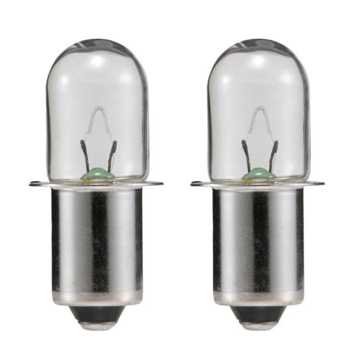Makita A-83973 ampoule 12V et 14,4 V - Pack de 2