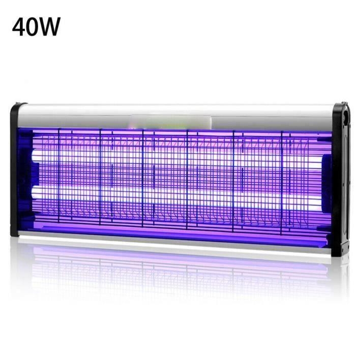 Lampe UV Anti Moustique, Moustique Electrique 40W,