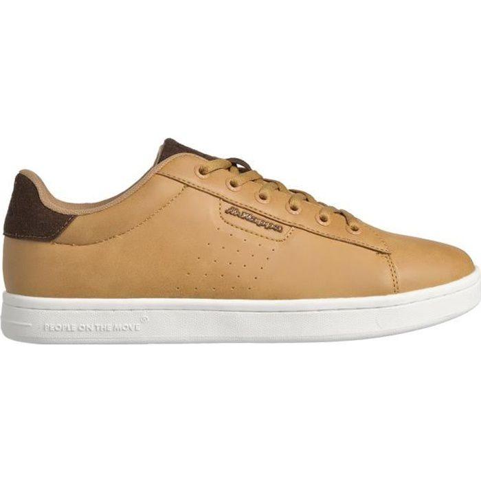 Kappa - Chaussures Tchouri homme Marron