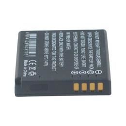 Batterie type PANASONIC CGA-S/106C