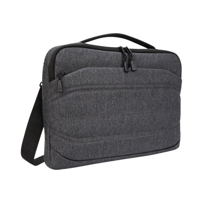 TARGUS Groove X2 Slimcase Sacoche pour ordinateur portable 13- - Charbon