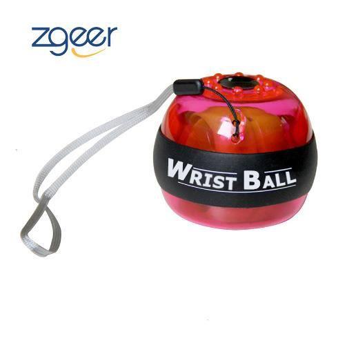 LED Poignet Boule Powerball Pour la Préhension et les Avant-bras, Renforce les Muscles des Avant-bras