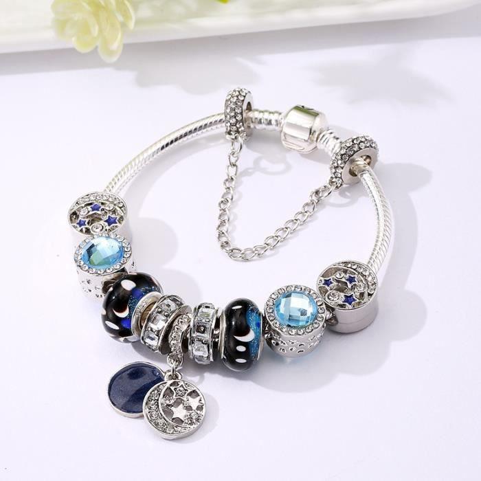 bracelet breloque femme pandora