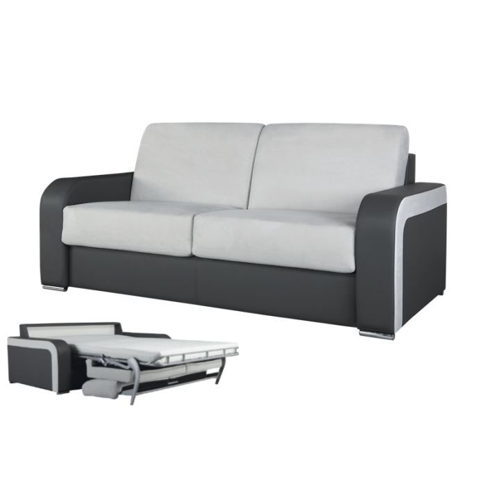 canap convertible 3 places les coussins sont f achat. Black Bedroom Furniture Sets. Home Design Ideas
