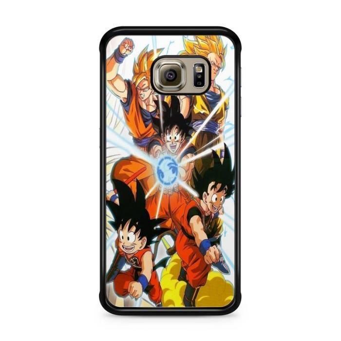 Coque Rigide Dragon Ball Z Pour Samsung Galaxy S8