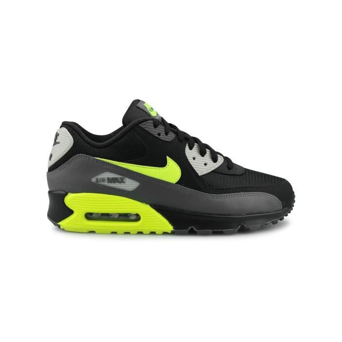 more photos 27022 15d5b Baskets Nike Air Max 90 Essential Noir