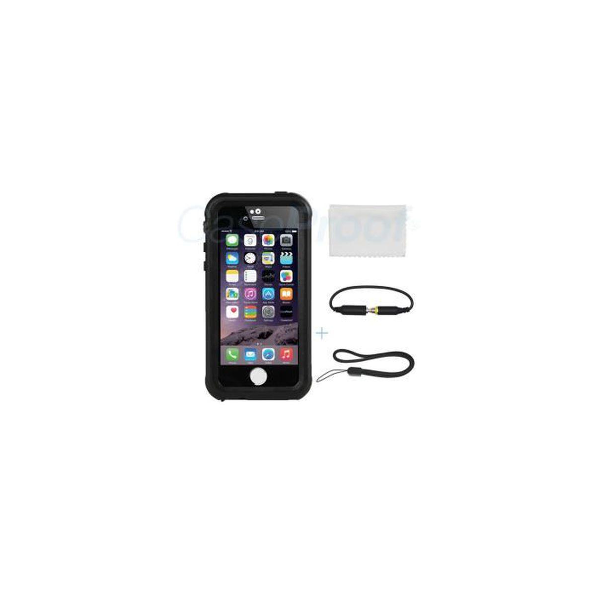 coque etanche anti choc pour iphone 5 5s freetou