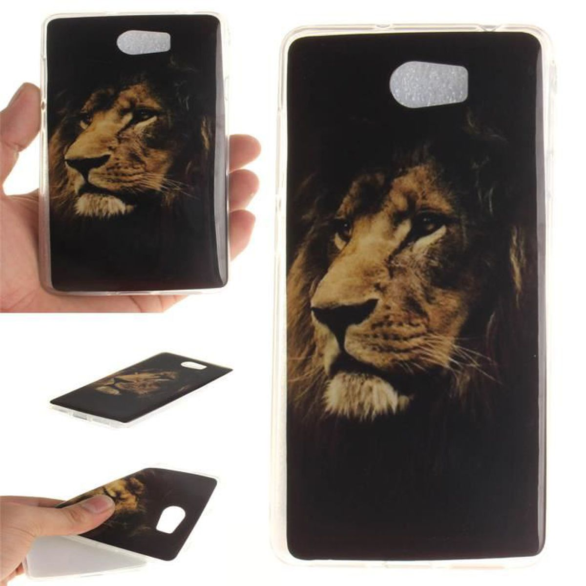 Huawei y5 2 coque silicone doux tpu antichoc coque for Housse huawei y5