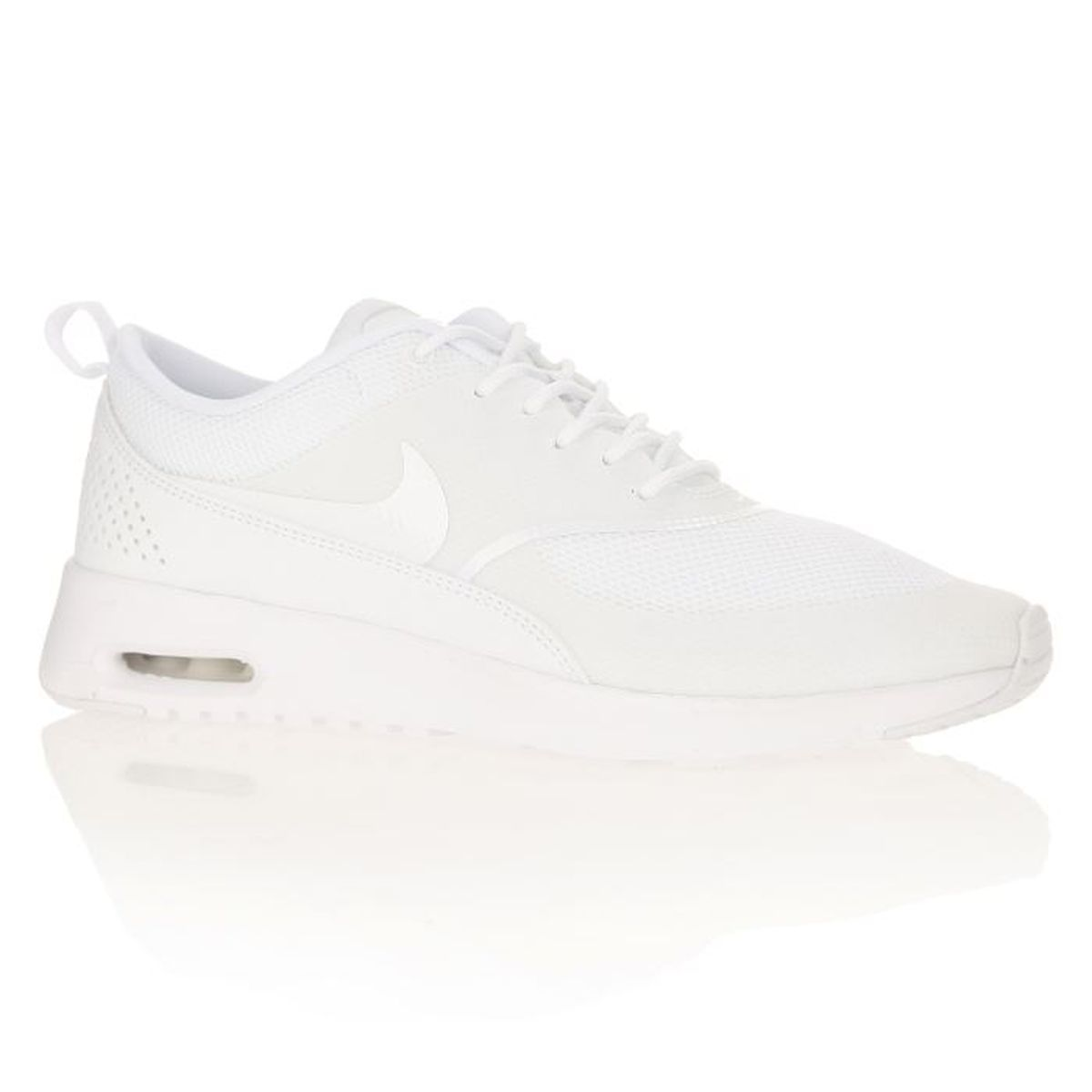 nike baskets air max thea femme femme blanc achat vente nike baskets femme femme pas cher. Black Bedroom Furniture Sets. Home Design Ideas