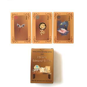 CARTES DE JEU Le Nouvel Oracle Edmond Belline - 55 cartes - Cart